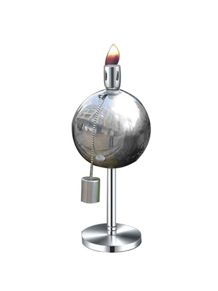 CT-207 Table Torch för Backyard eller uteplats rostfritt stål med glasfiber Wick varvet facklor